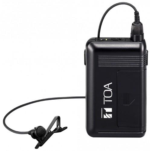 Micro không dây cài áo TOA UHF WM-5325