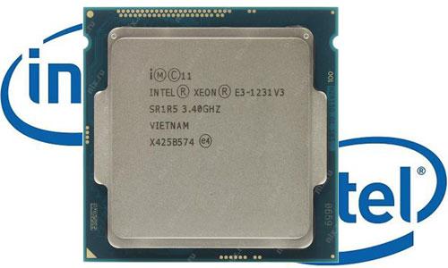 CPU Intel Xeon E3 1231V3