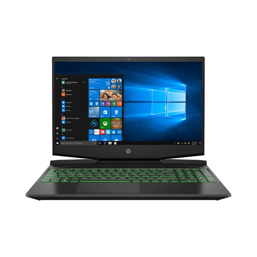 Laptop HP Gaming Pavilion 15-ec1054AX (1N1H6PA) ( R5-4600H/8GB RAM/128GB SSD+1TB HDD/15.6 FHD 144HZ/GTX1650 4Gb/Win10/Đen)