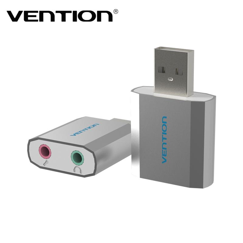 Đầu chuyển USB External Sound Card VAB-S13