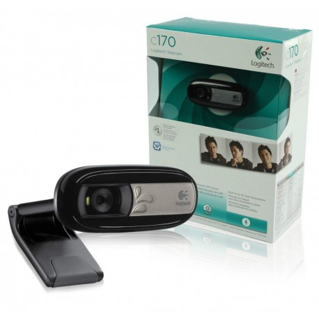 LOGITECH WEBCAM C170(960-000958)