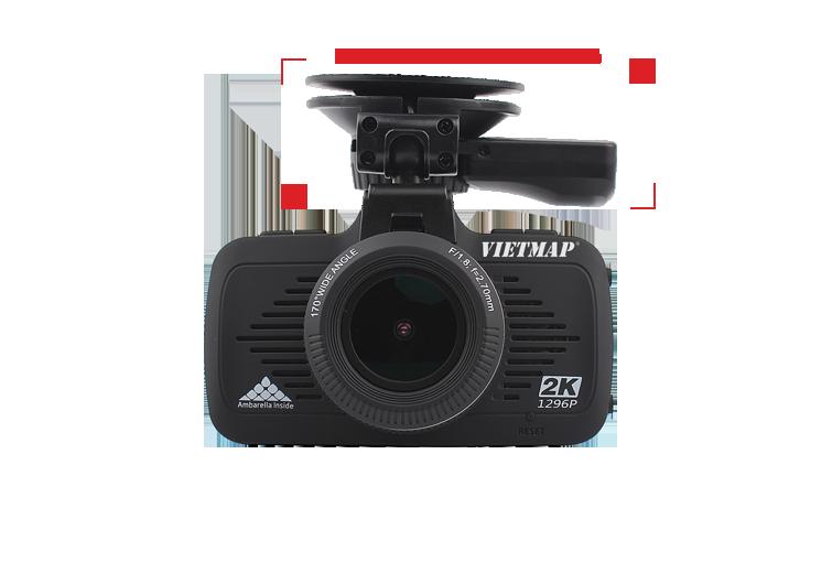 VIETMAP- K9 PRO-Camera hành trình