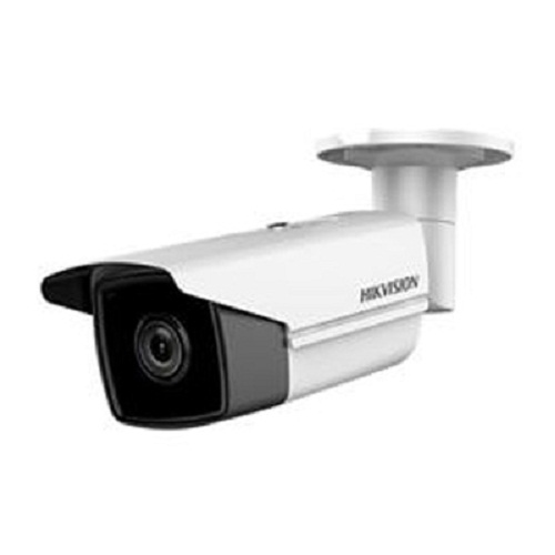 Camera IP thân trụ 8MP hồng ngoại 80m chuẩn nén H.265+ DS-2CD2T85FWD-I8