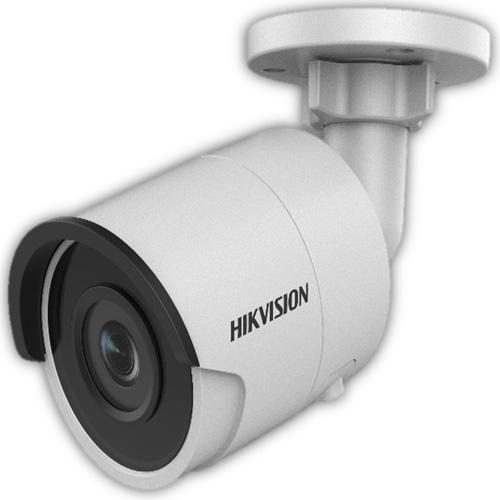 Camera IP thân trụ 2MP hồng ngoại 30m chuẩn nén H.265 DS-2CD2025FHWD-I