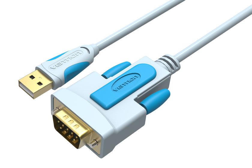 Cáp chuyển đổi Vention USB sang Com R232 3m VAS-C02-S300