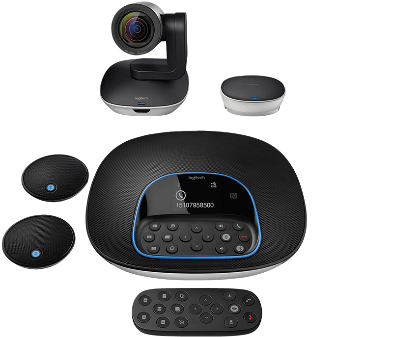 Audio + Video Logitech