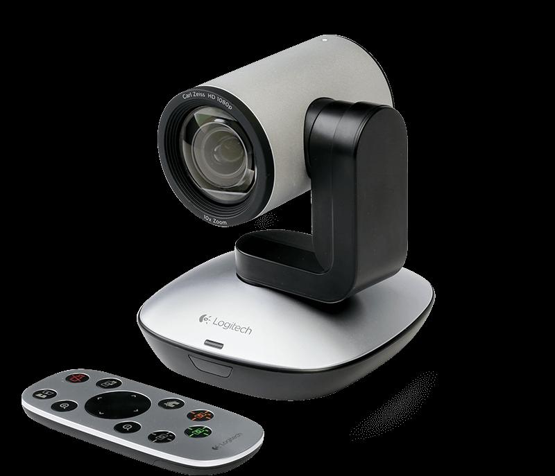 Webcame Logitech PTZ Pro(960-001038)