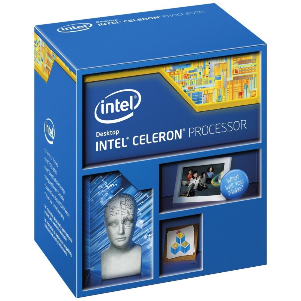 CPU Intel Pentium  G1820 2.70GHz
