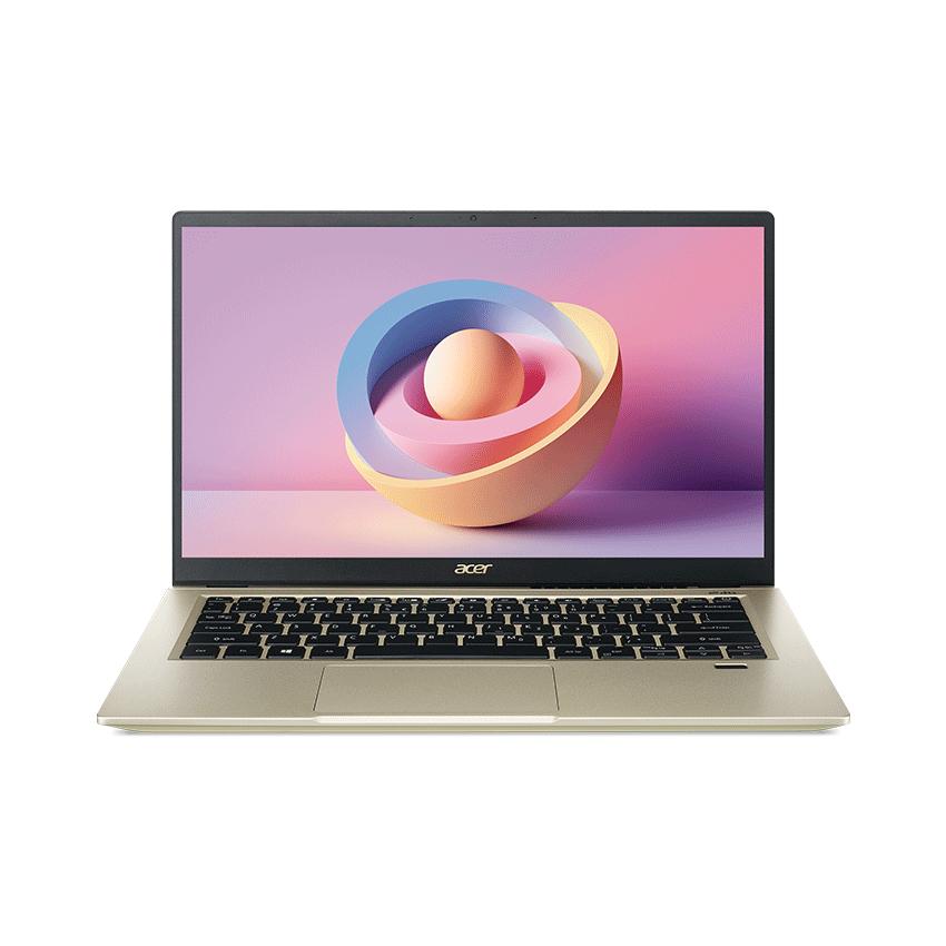 Laptop Acer Swift 3X SF314-510G-57MR (NX.A10SV.004) (i5-1135G7/8GB RAM/512GB SSD/14.0 FHD/Win10/Vàng) (2020)