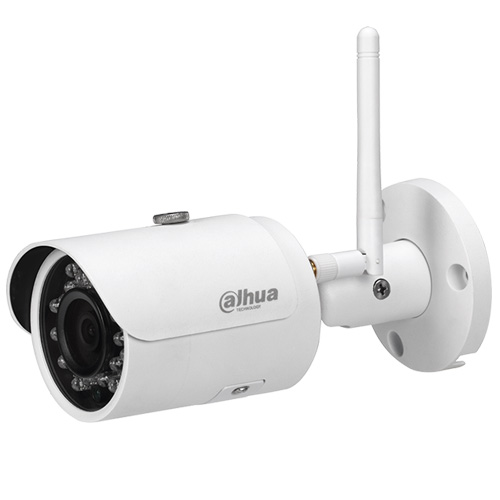 Camera Dahua IP hỗ trợ Wifi 3MP DH-IPC-HFW1320SP-W