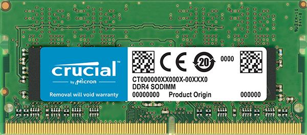 Ram Crucial CT16G4SFD824A