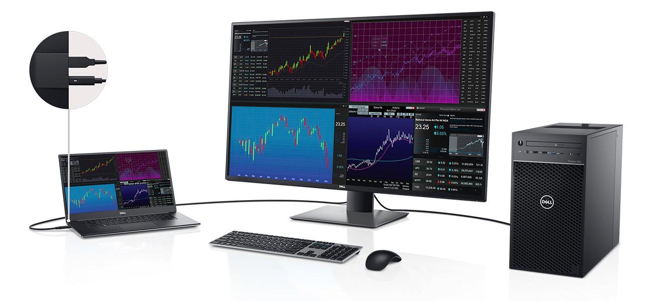 Dell Ultrasharp Monitor U4320Q - 42.51