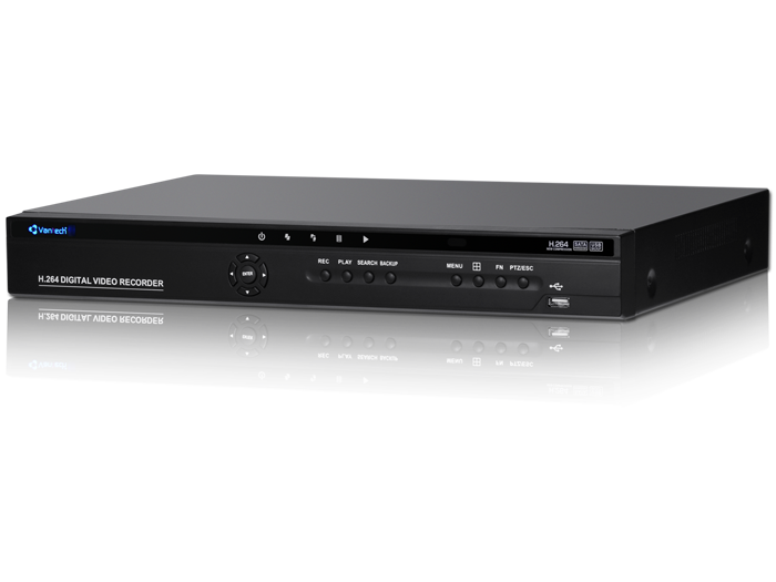 Đầu Ghi Hình Ultra HD 4K - H.265 VANTECH