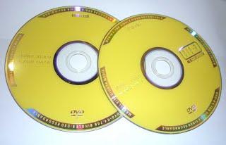 Đĩa DVD trắng Maxell 4.7GB