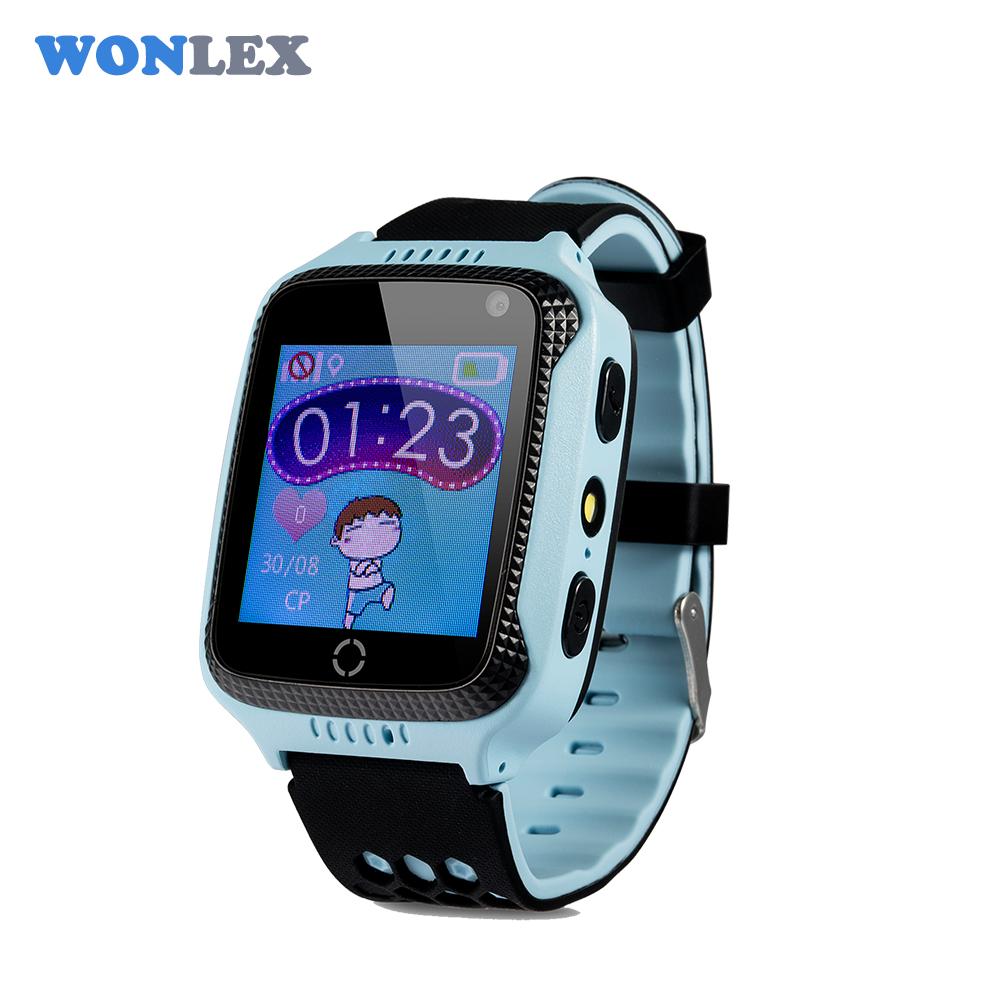 Đồng Hồ Định Vị GPS Trẻ Em WONLEX GW500S