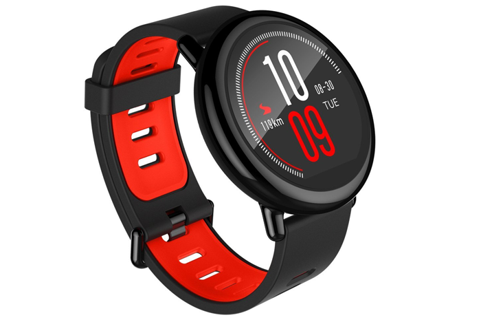 Đồng hồ thông minh Xiaomi Amazfit PACE UYG4012RT (RED)