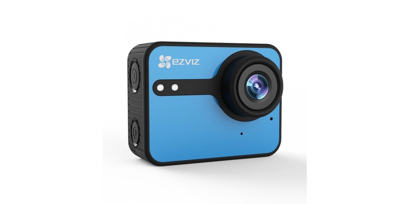 MÁY ẢNH DASH EZVIZ CS-SP206 B0-68WFBS S2 màu xanh WI-FI BLUETOOTH FHD 60FPS (blue)