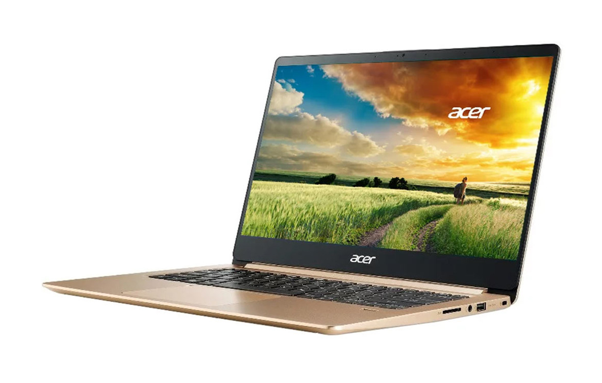 Laptop Acer Swift 1 SF114-32-P8TS (NX.GXQSV.001)