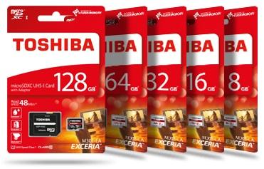 USB - Thẻ nhớ Toshiba