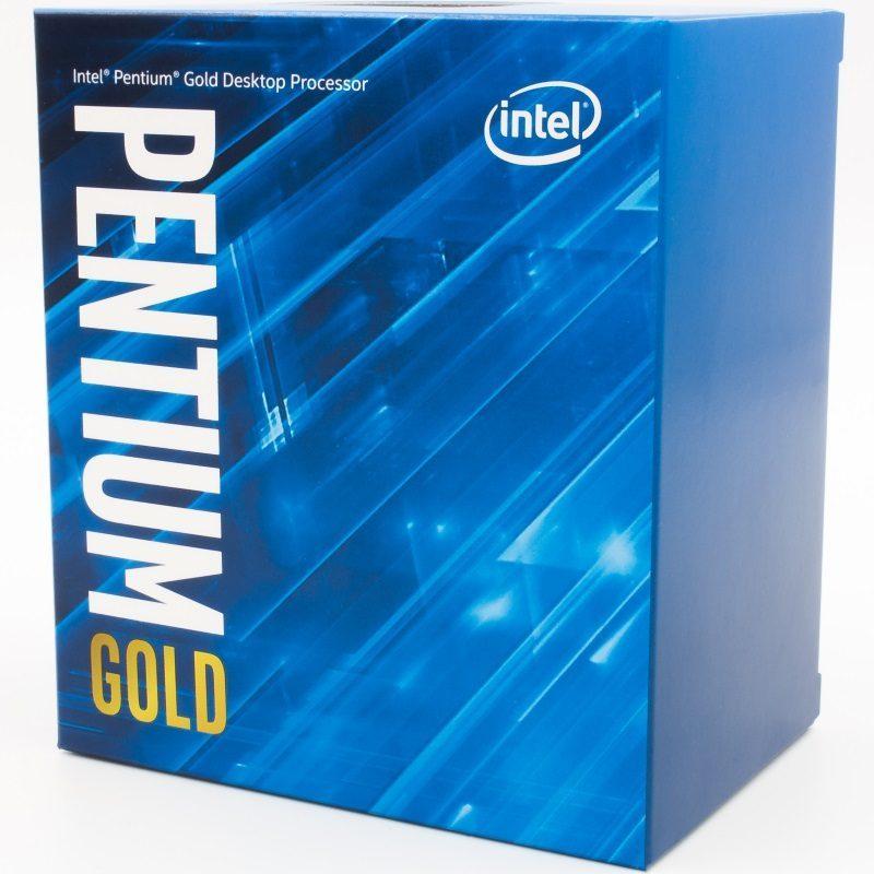 CPU Intel Pentium G5500