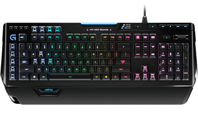 Keyboard Gaming Logitech