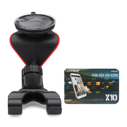 ComBo - Giá đỡ VM02B + VietmapX10