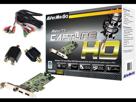 AVerTV Capture  HD (H727)