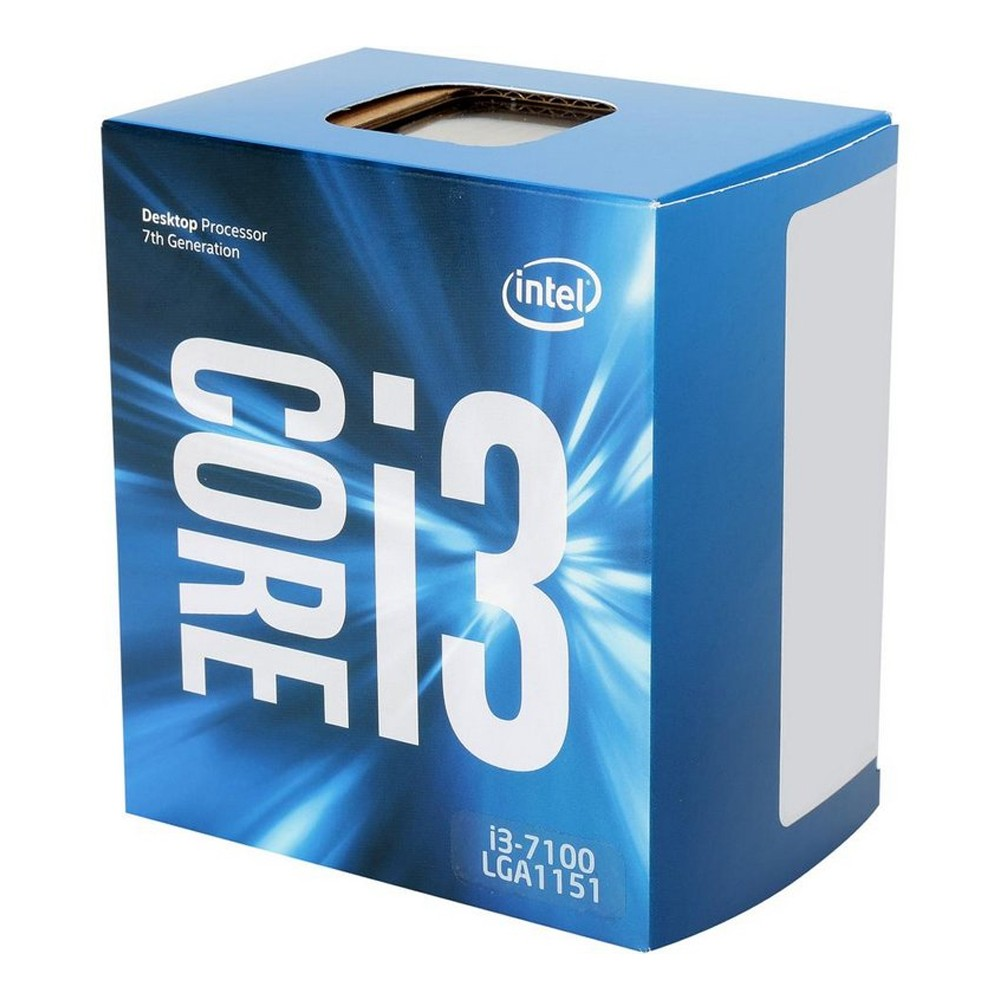 CPU Intel Core i3-7100 3.9 GHz