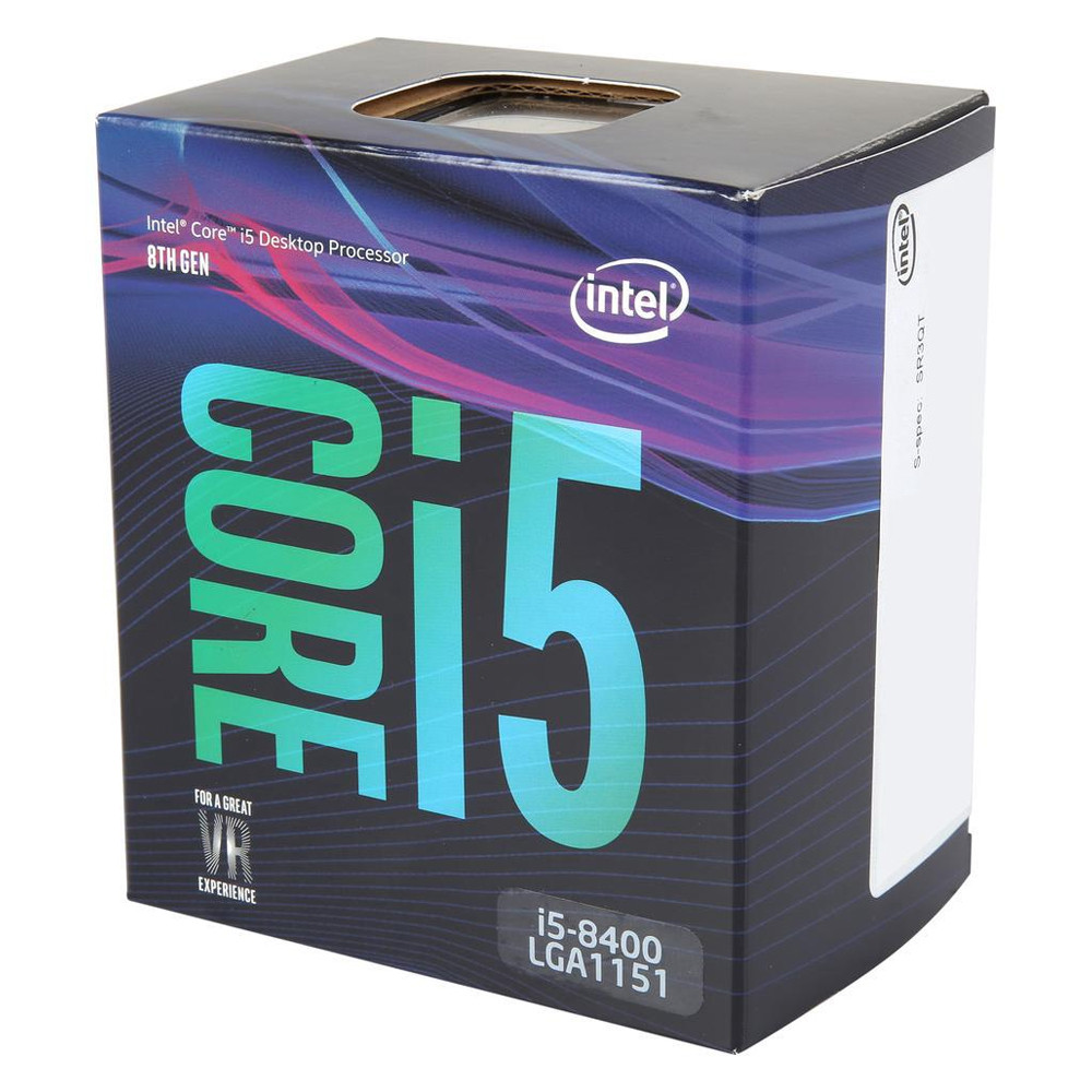 CPU Intel Core i5 8400 2.8Ghz
