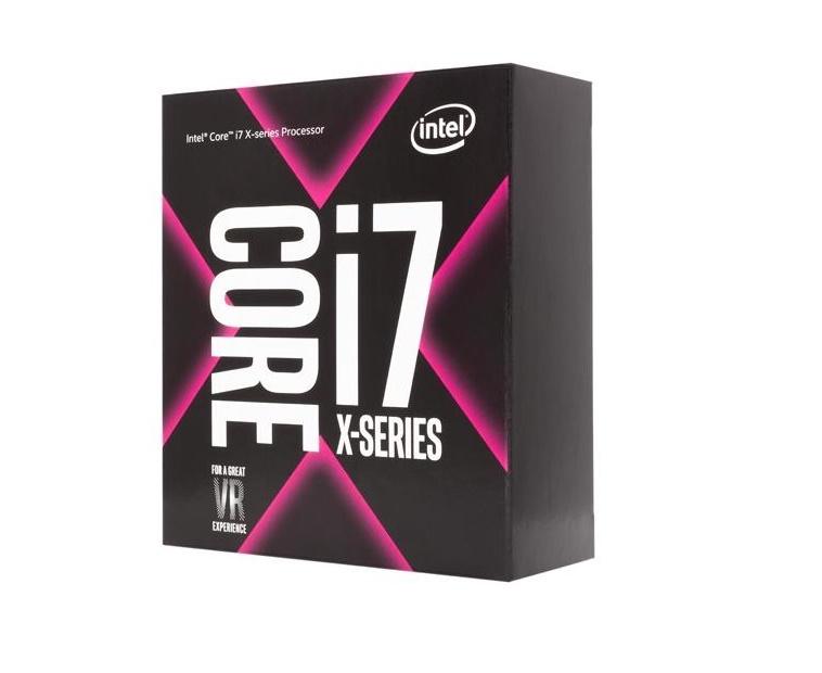 CPU Intel Core i7 - 7800X