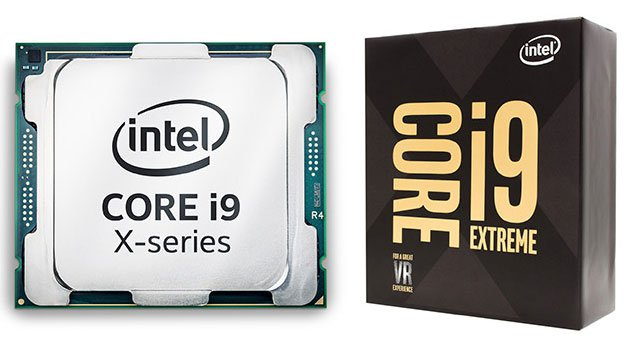 CPU Intel Core i9 - 7980XE
