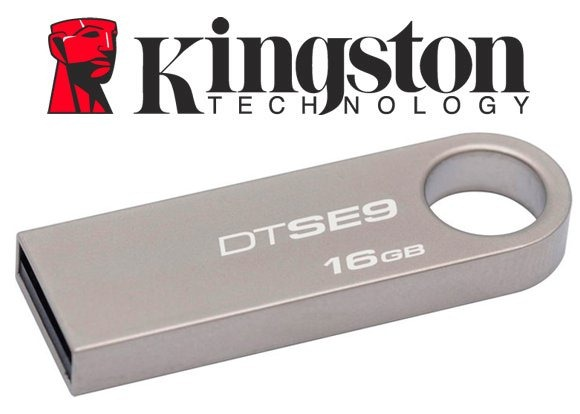 USB Kingston DTSE9 16Gb (USB2.0)