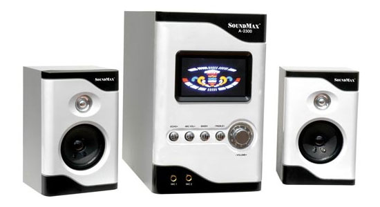 Loa SoundMax A2300 (2.1)