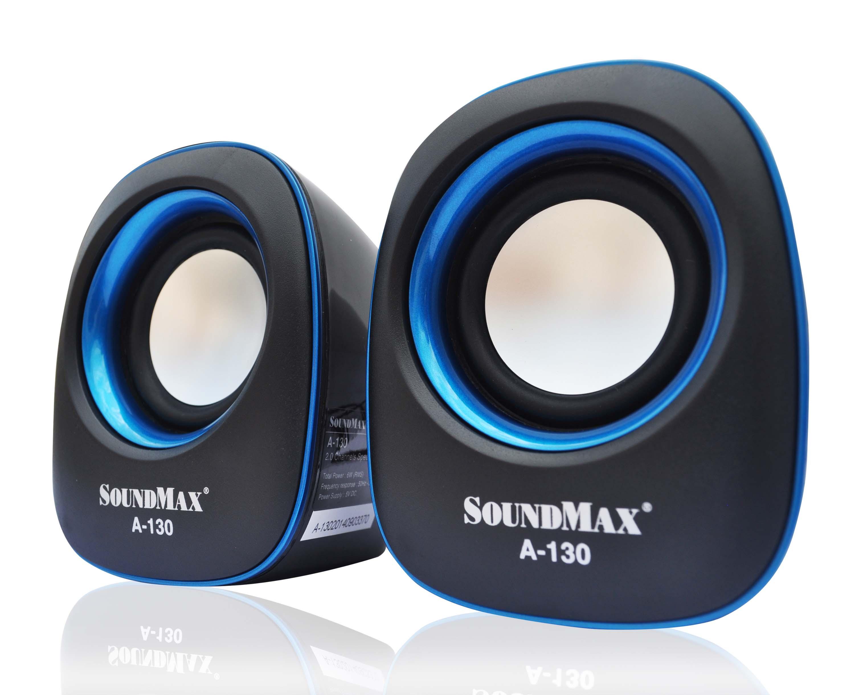Loa SoundMax A130 (2.0)