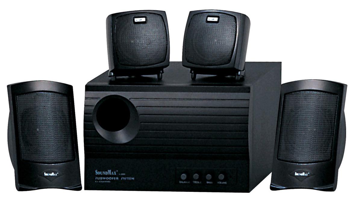 Loa SoundMax A4000 (4.1)