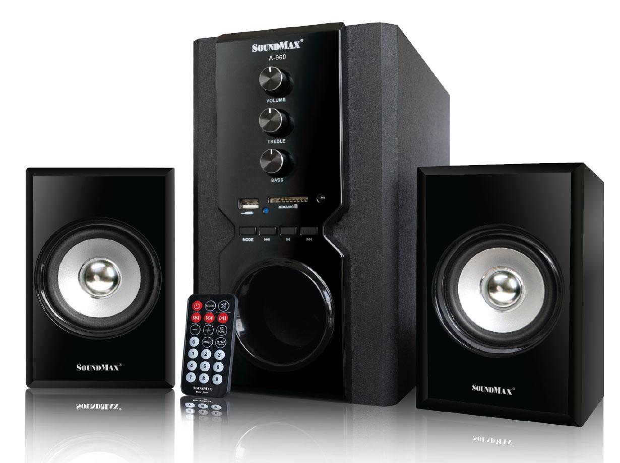 Loa SoundMax A960 (2.1)