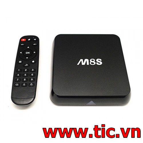 Tivi Box Kodi M8S