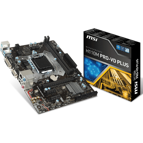 Main MSI H110M PRO-VD