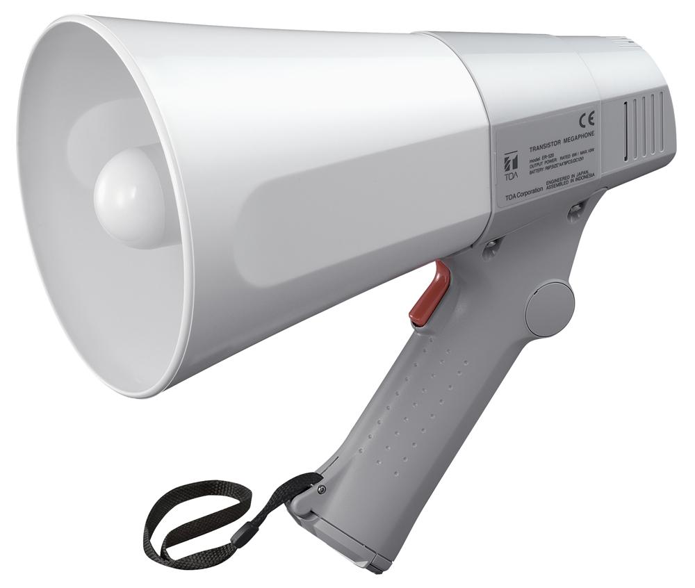 Loa phát thanh cầm tay 6W TOA ER-520