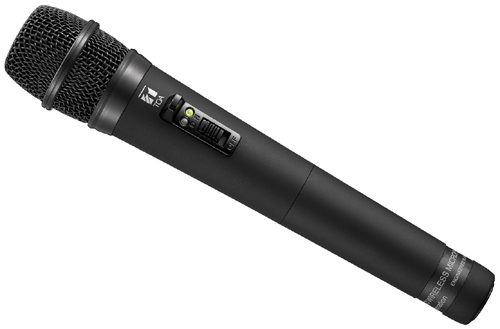Micro cầm tay không dây UHF TOA WM-5225