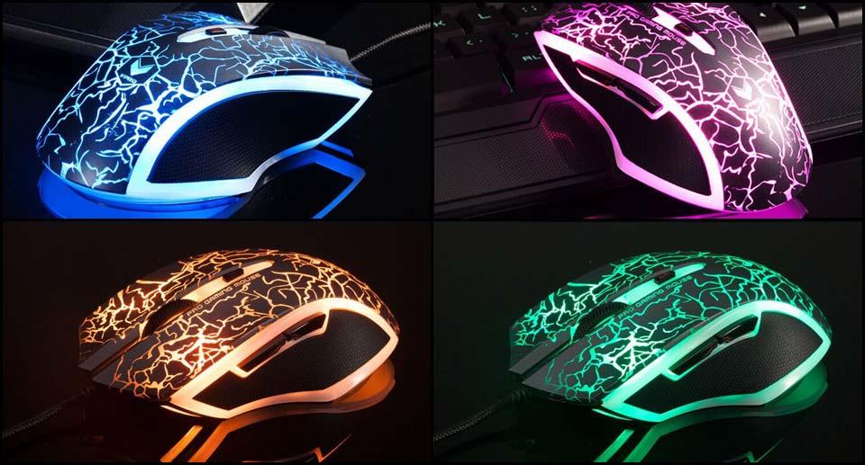 mouse lightning