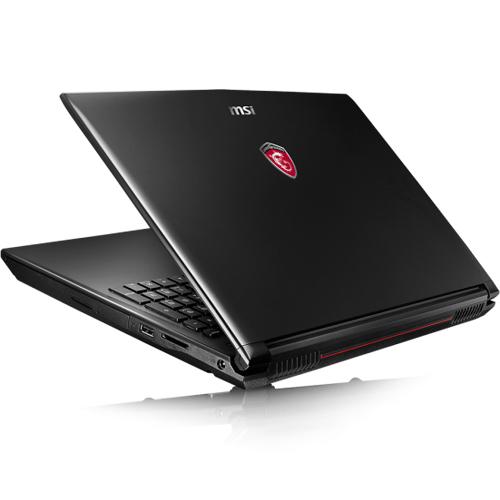Máy tính xách tay MSI GL62 7RDX 1034XVN-Black