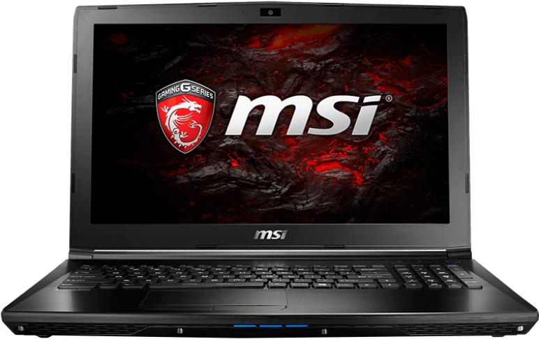 Máy tính xách tay MSI GL62 7RDX 1035XVN-Black