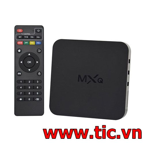 Tivi Box Android MXQ
