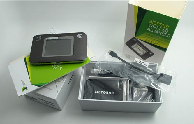 Bộ phát sóng wifi 3G/4G netgear 782s