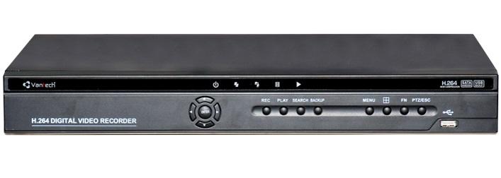 Đầu ghi hình HD - CVI 4 kênh VANTECH VP-454CVI