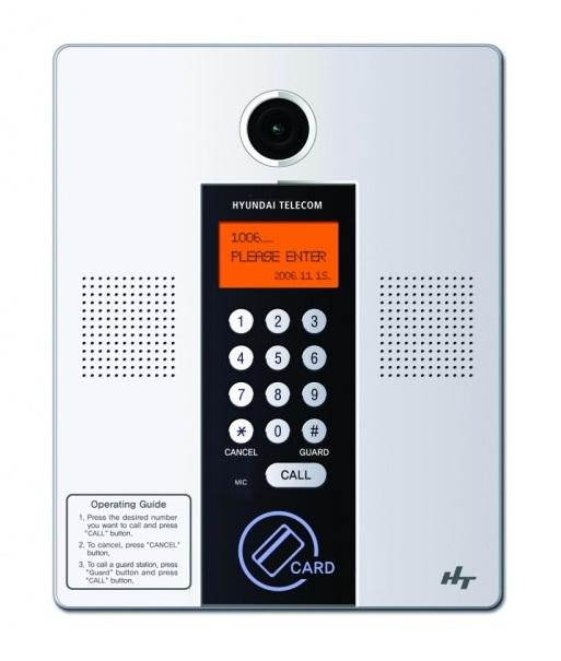 Camera chuông cửa HYUNDAI HLPC-8000
