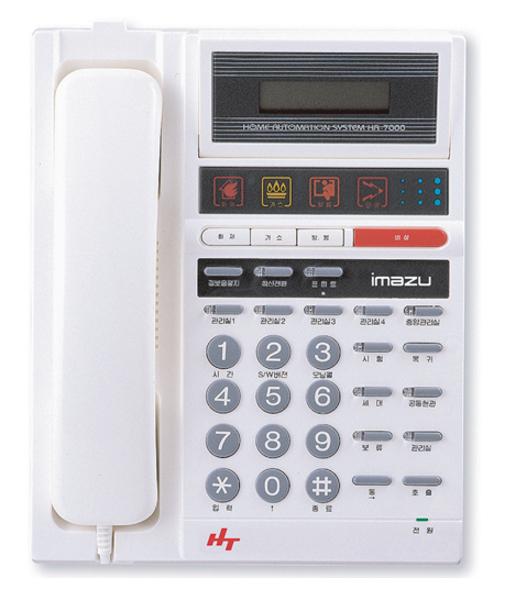Điện thoại gọi cửa bảo vệ HYUNDAI HMC-7000