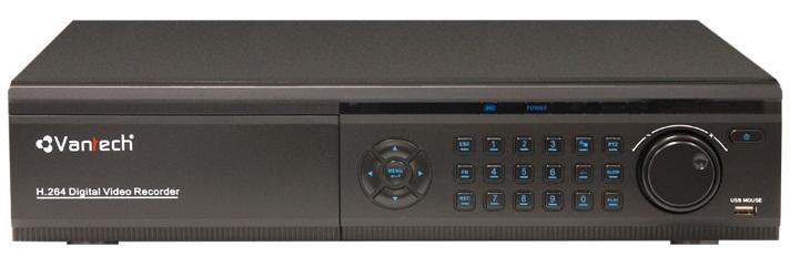 Đầu ghi hình IP 64 kênh VANTECH VP-64860H265