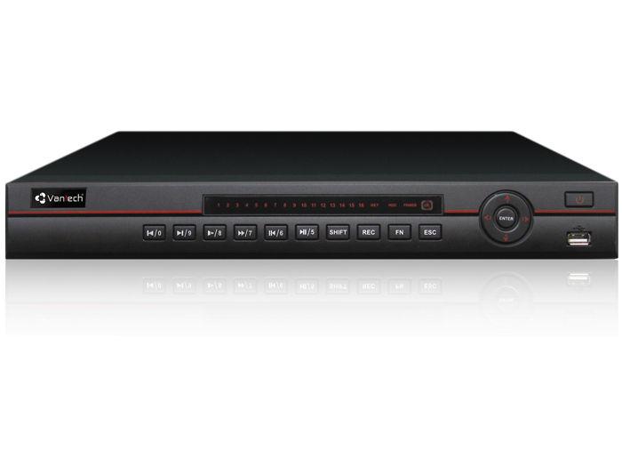 Đầu ghi hình IP 16 kênh VANTECH VP-16700NVR2
